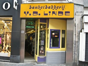 Banketbakkerij Van der Linde