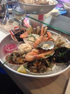 The Seafood Bar Fruit de Mer
