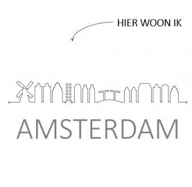 Amsterdam is de woonplaats van Melanie Bemer, eigenaar van de blog Mel Knows
