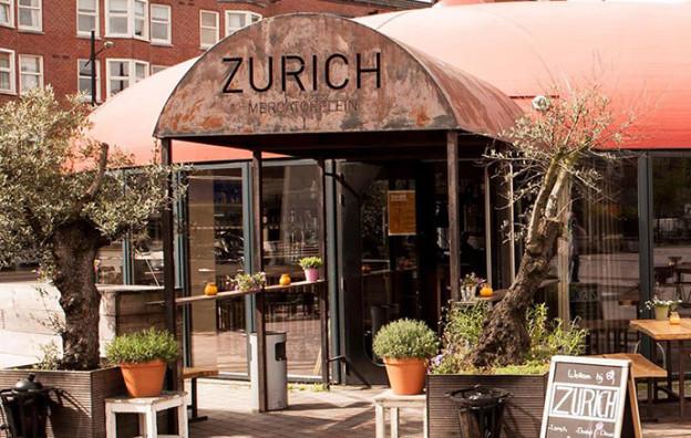 Café Restaurant Zurich