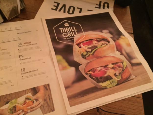 Thrill Grill