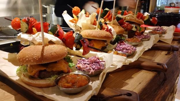 Soul Burger Amsterdam JP Heijstraat