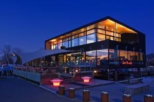 Restaurant Het Bosch by night