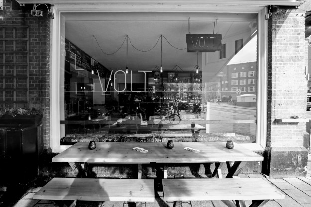 restaurant Volt