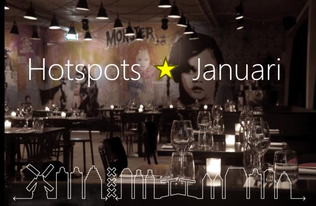 Hotspots Januari