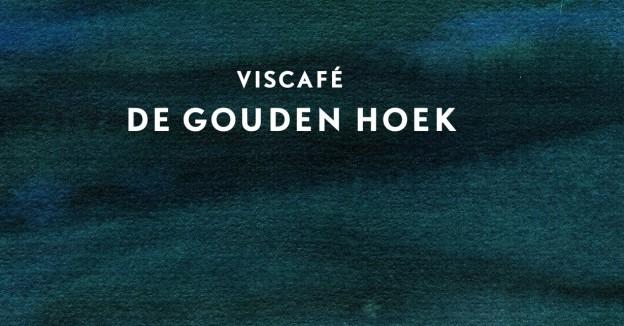 Viscafe de gouden hoek mel knows where to go - Hoek maaltijd ...