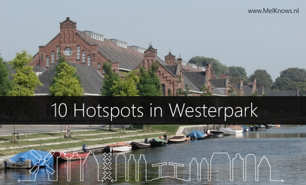 10 Hotspots in Westerpark