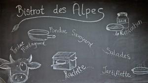 Bistrot des Alpes
