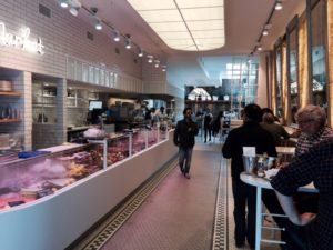 Seafood Market interieur