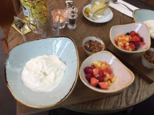 Kanarie Club ontbijt