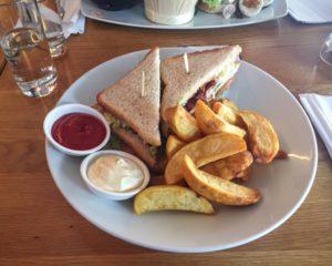 Restaurant Oud-Zuid Club Sandwich