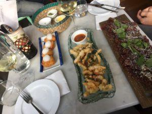 Pikoteo Taberna shared dining