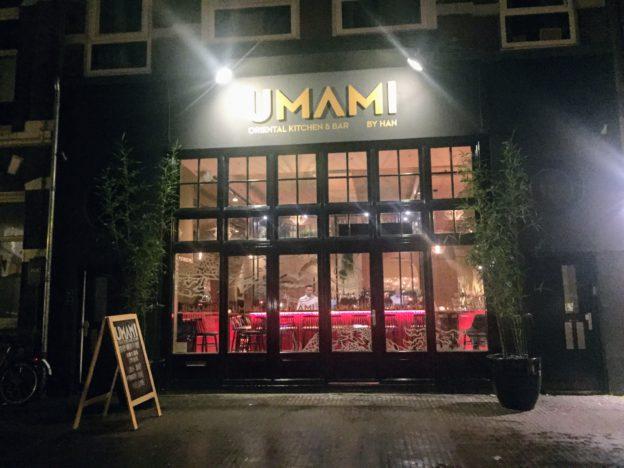 UMAMI by Han Amsterdam