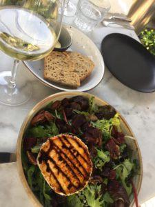 Bar & Restaurant Lion Noir salade
