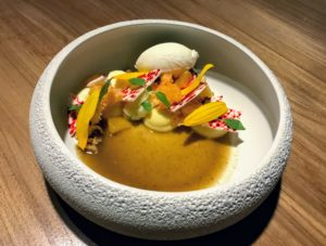 Lars Amsterdam dessert