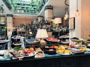 Cecconi's Amsterdam dessertbuffet