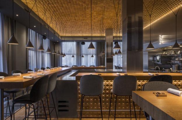 Restaurant 212 Amsterdam